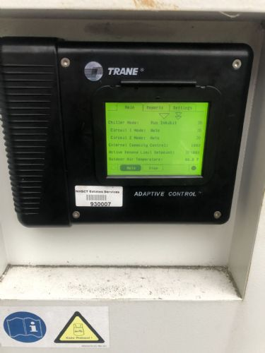 Trane Air Conditioning Spare MOD02092 DYNAVIEW (FIELD PROGRAMMING REQUIRED) WITH DISPLAY COVER DOOR